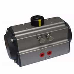 Atuadores hidráulicos e pneumáticos