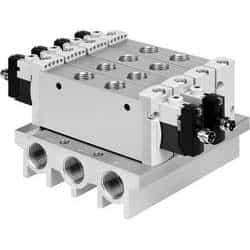 Válvula de controle com atuador pneumático